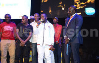 HiPipo Awards: David Lutalo named artist of the year