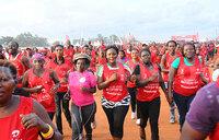 Kabaka's Run: the women, the kids, the story