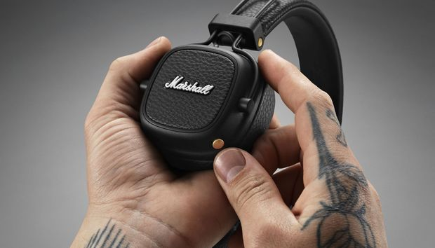 Marshall Major III Voice headphones add Google Assistant and a big battery-life boost
