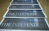 Final edition of UK's Independent goes to print