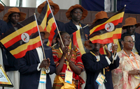 Today in history: National flag colours announced