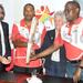Queen's Baton Relay arrives in Uganda