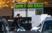 Teacher dead, two injured in US school shooting