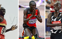 Who is Uganda's greatest athlete of all time?