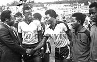 Veteran Uganda Cranes captain Jimmy Kirunda dies