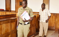 Man remanded over forgery