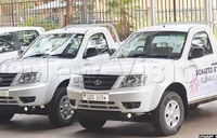 COVID-19: Sudhir donates two cars