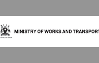 Notice from Ministry of Works and Transport