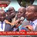 Will FDC survive the Poa, Muntu battle?