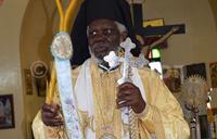 Orthodox bishop urges servant leadership