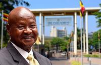Museveni to CPC delegates: Welcome to Uganda