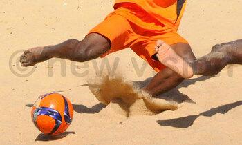 Beach soccer 350x210