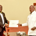 Museveni receives message from Ghana leader Nana Akufo Addo