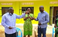 Ugandan based in Canada builds Wakiso a nursery block