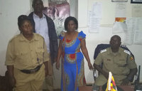 Pastor's wife who faked own kidnap arrested