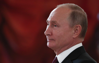 Putin will be in Paris on November 11 to mark 100 years since WWI end: advisor