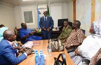 My Somali Diary: MPs visit AMISOM bases in Somalia