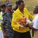 Education minister Janet Museveni makes maiden school visit