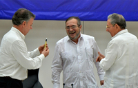 Colombia law give former rebels role in politics