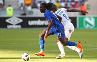 Kateregga makes Cape Town City debut