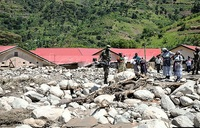 Kasese floods death toll shoots up