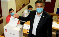 Croatia votes for new government as virus woes loom