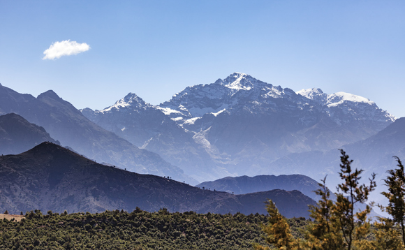 The team will set off on their ascent to Mount Toubkal on 18 May