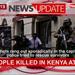 14 people killed in Kenya terror attack