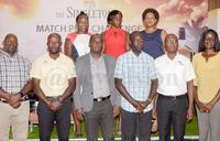 Singleton Golf Challenge winners for Dubai Desert Classic