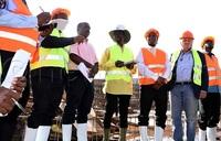 Minister Obua confident of Nakivubo Stadium progress