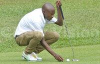 Byamukama wins Independence golf tournament
