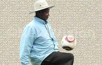 Museveni 'optimistic' of Cranes win
