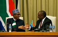 Nigeria, S.Africa pledge 'early warning systems' to stop xenophobic attacks