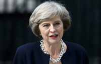 British PM tells Labour: 'Let's do a deal' on Brexit