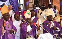 Cardinal Wamala hails departing Pope Benedict XVI