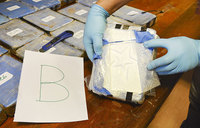 400 kilos of cocaine found in Russian embassy