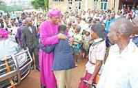 Stop worshipping fellow humans - Bunyoro bishop