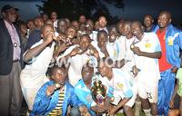 Buruuli win second Bunyoro's Amasaza