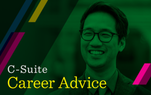 C-suite career advice: Bryan Cheung, Liferay