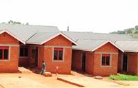 Slum dwellers get affordable houses