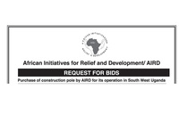 The African Iniatives for Relief and Development (AIRD