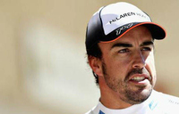 Alonso returns to Formula One in run out for Renault