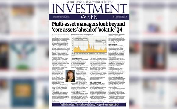 Investment Week - 30 September 2019 digital edition