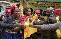 Opposition supporters defect to NRM
