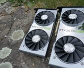 Nvidia's leveled-up GeForce RTX 2060 Super and RTX 2070 Super hit the streets today