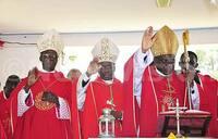 Christians mark the start of Uganda Martyrs'' execution
