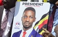 Bobi Wine unveils official campaign poster