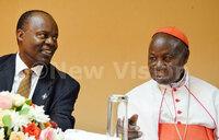 Cardinal Commends Katale Christians over development