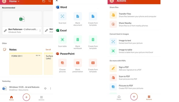 Hands on: Microsoft's Office app for Android is tuned for the smartphone generation