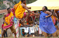 Cultural fair highlights need for more interest